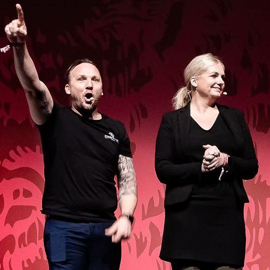Anne & Stefan Lemcke